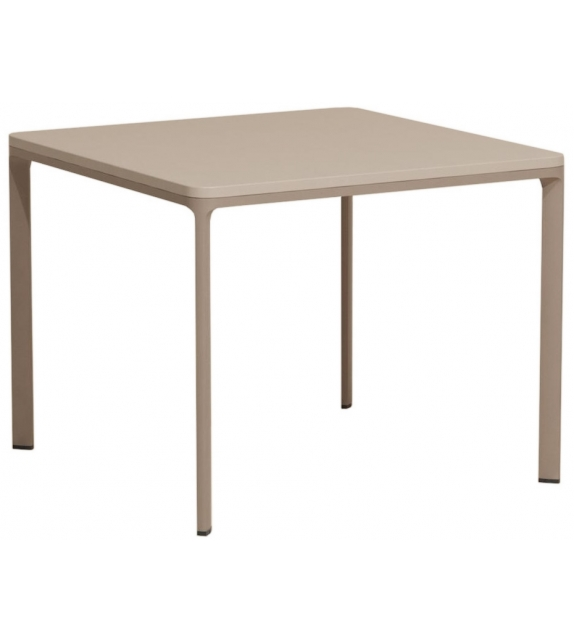 Park Life Kettal Square Dining Table