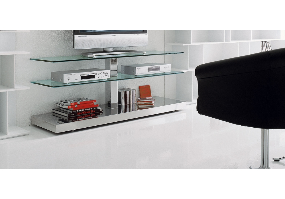 play cattelan italia tv stand milia shop. Black Bedroom Furniture Sets. Home Design Ideas