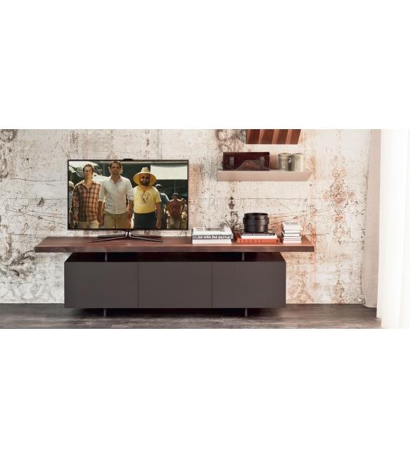 Seneca cattelan italia porta tv milia shop - Porta tv cattelan ...