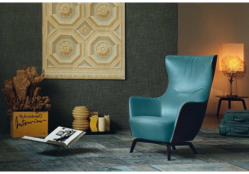 mamy blue poltrona frau milia shop. Black Bedroom Furniture Sets. Home Design Ideas