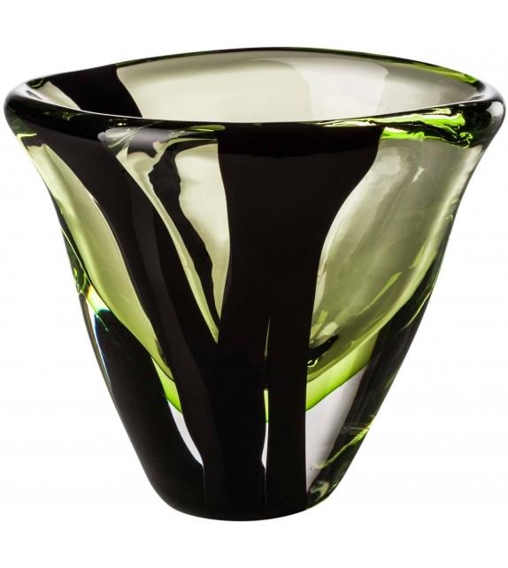 Black Belt Ovale Venini Vase
