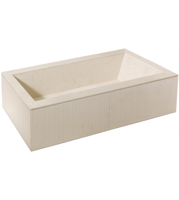 Salvatori Oyster Bathtub