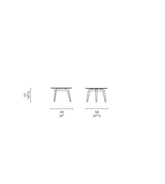 Fiorile tavolino