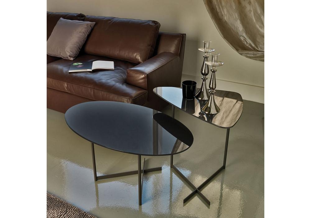 pat cattelan italia tavolino d 39 appoggio milia shop. Black Bedroom Furniture Sets. Home Design Ideas