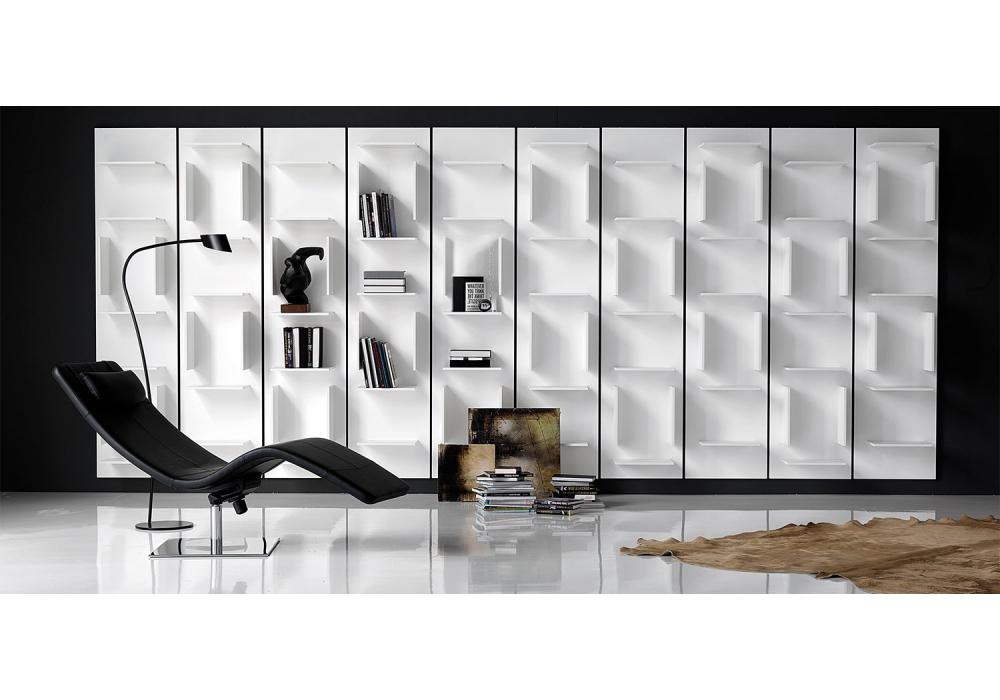 fifty cattelan italia libreria milia shop. Black Bedroom Furniture Sets. Home Design Ideas