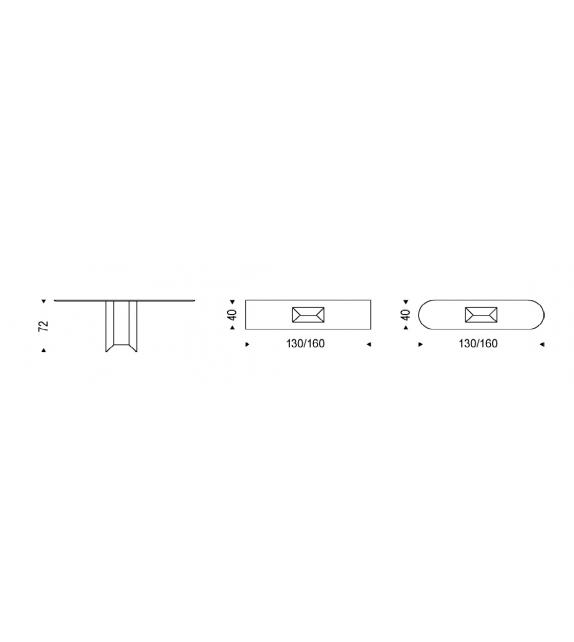 Cattelan Italia Console Diapason