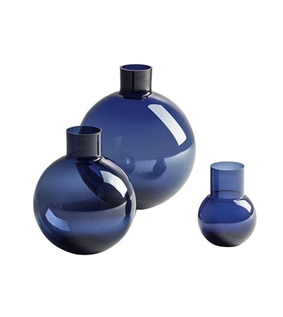 Poltrona Frau Gli Oggetti - Blue Pallo Vase