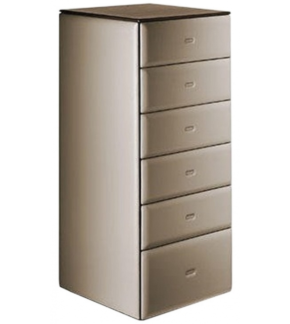 Moondance Poltrona Frau High Drawer Chest