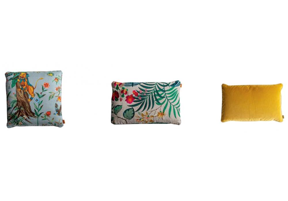 Pillow Poltrona Frau.I Cuscini Decorativi Poltrona Frau Cushion Milia Shop