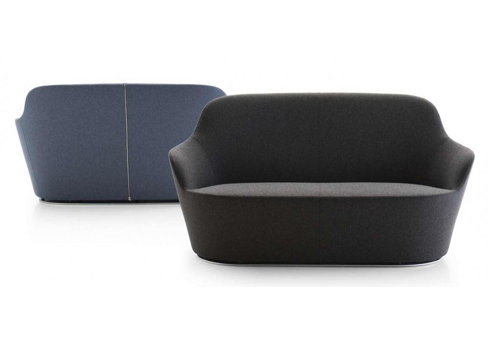 harbor b b italia canap milia shop. Black Bedroom Furniture Sets. Home Design Ideas
