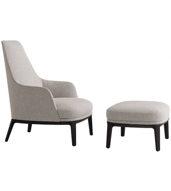 Jane Lounge Poliform Armchair