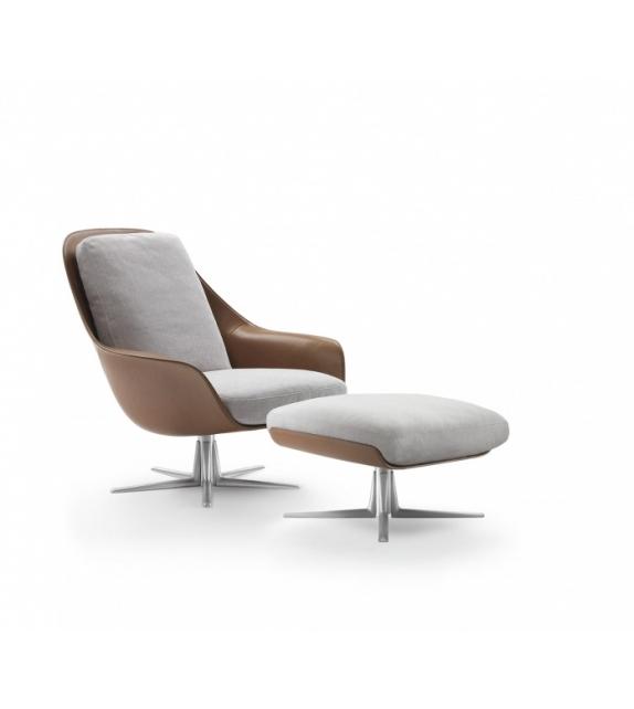 Sveva Flexform Footstool