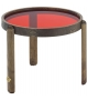 Trittico Porada Side Table