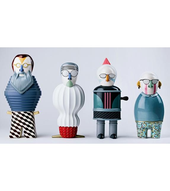Most Illustrious Riccardo Bosa Sculpture