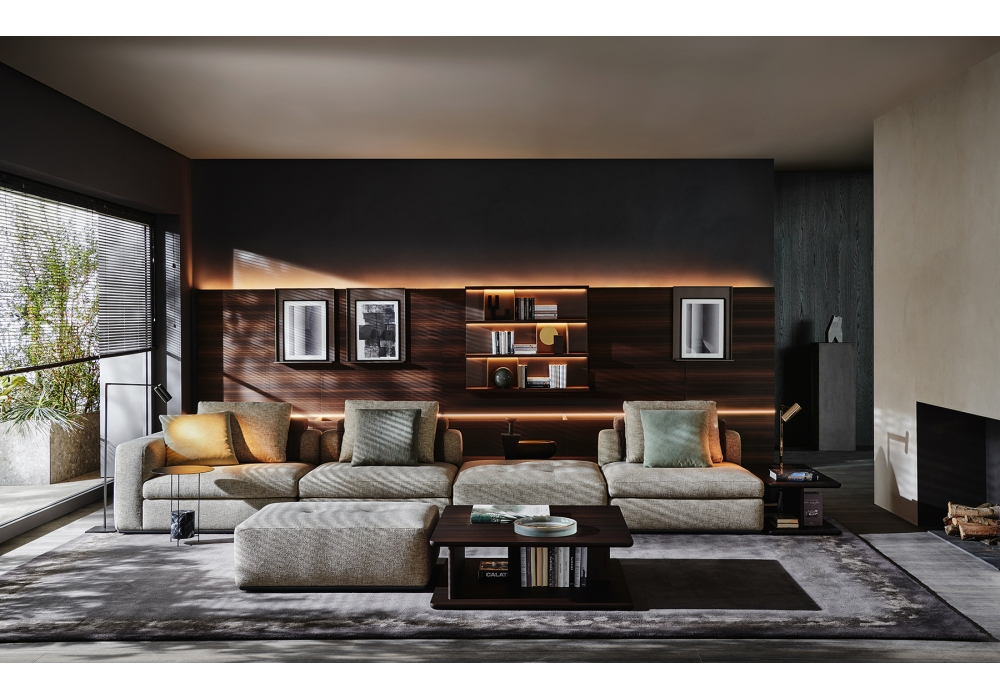 Albert molteni c sofa milia shop for Molteni furniture