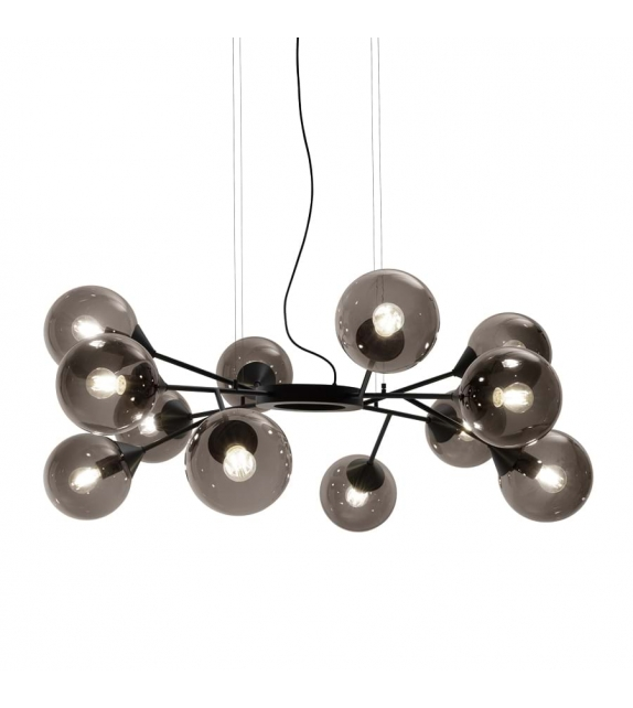 Kendama Giorgetti Suspension Lamp