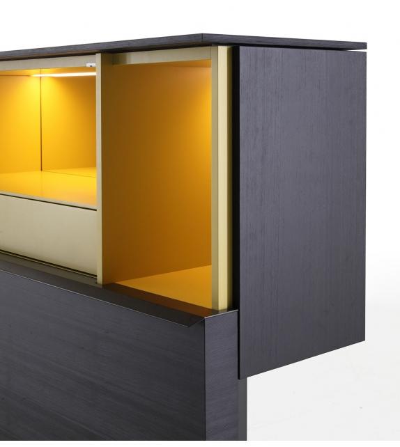 Gallery Low Cupboard Porro Buffet