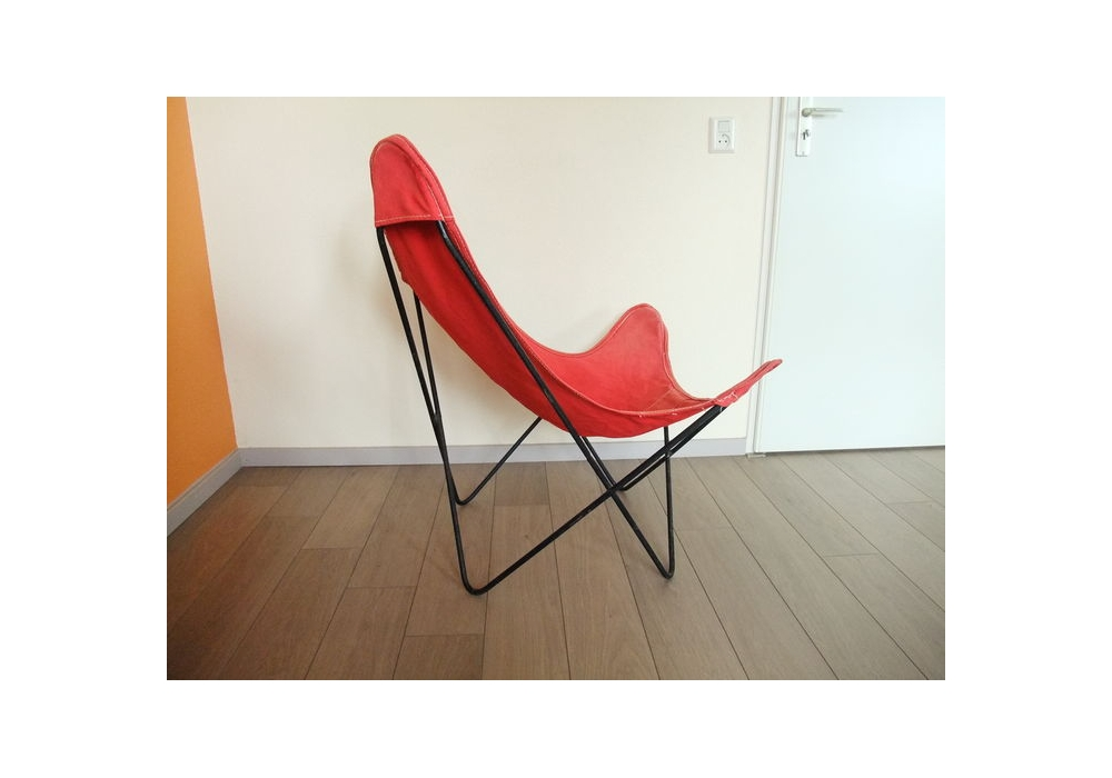 Poltrona Butterfly Knoll.Butterfly Knoll Chair Milia Shop