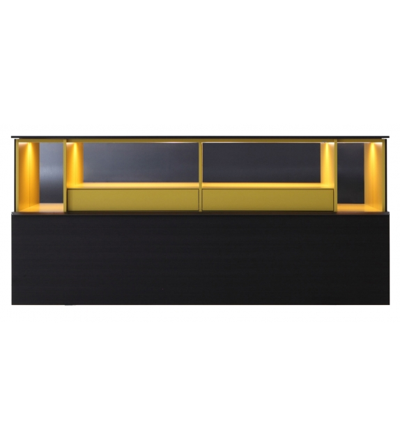 Gallery Low Cupboard Porro Sideboard