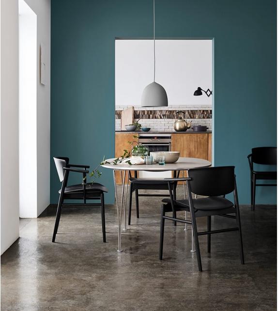N01™ Fritz Hansen Sedia - Milia Shop