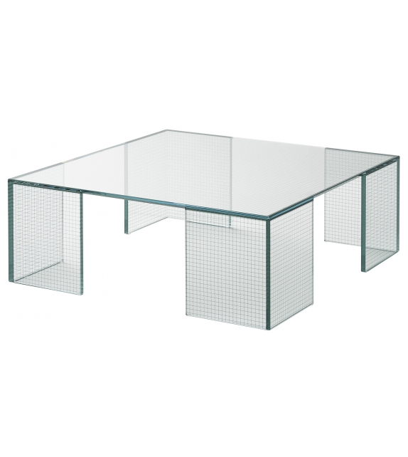 Grid Glas Italia Table Basse