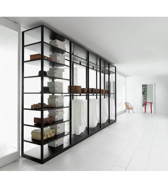 Storage Porro Cabina Armadio Modulare