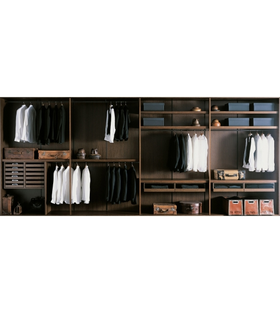 Storage Porro Modular Walk-in Closet