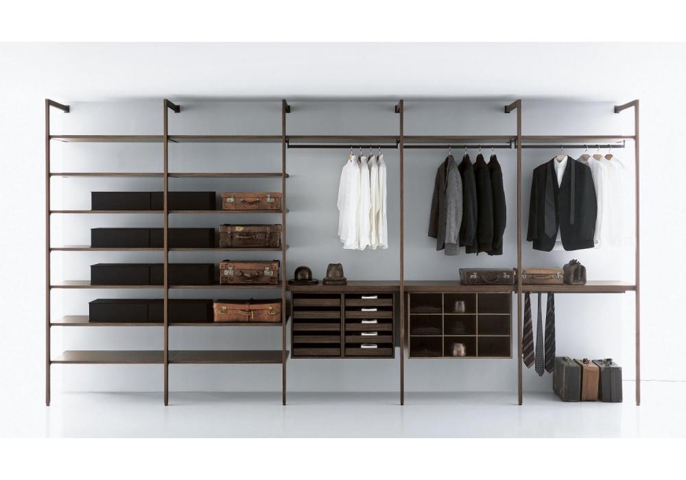 Storage Porro Modular Walk In Closet