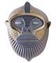 Primates Masks Kandti Sculpture Bosa
