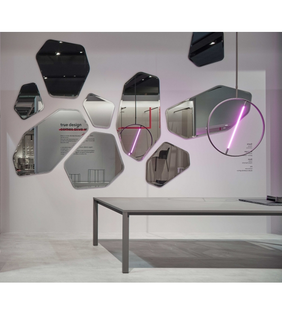 Quartz 308 Desalto Miroir