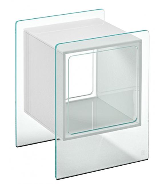 Magique Cubo Bedside Cabinet Fiam