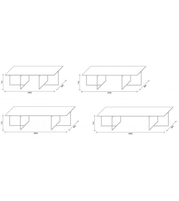 Graceland Lema Table