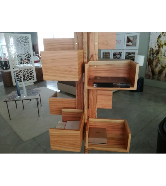 Ex Display - Albero Limited Edition Poltrona Frau Bookcase