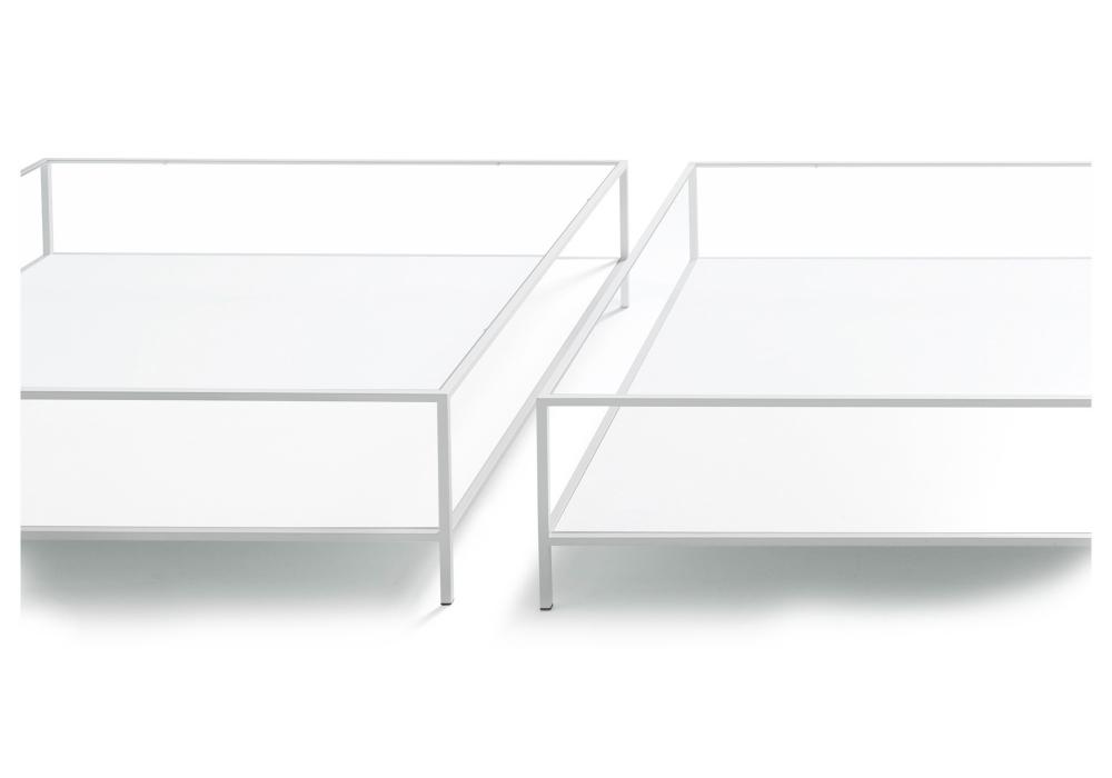 Tavolo De Padova Quadrato.Quadrato Espositore Small Table Depadova Milia Shop