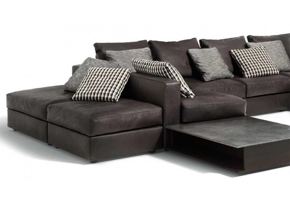 Mosa que depadova divano modulare milia shop - Divano modulare ...