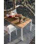 Be-Easy Slatted Kristalia Table