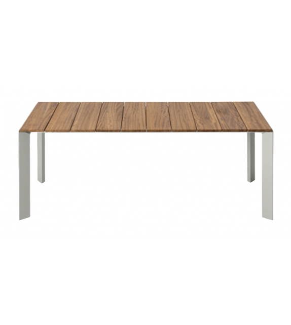 Nori Slatted Kristalia Table