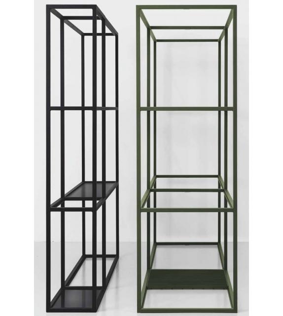 Regoli Kristalia Shelves System