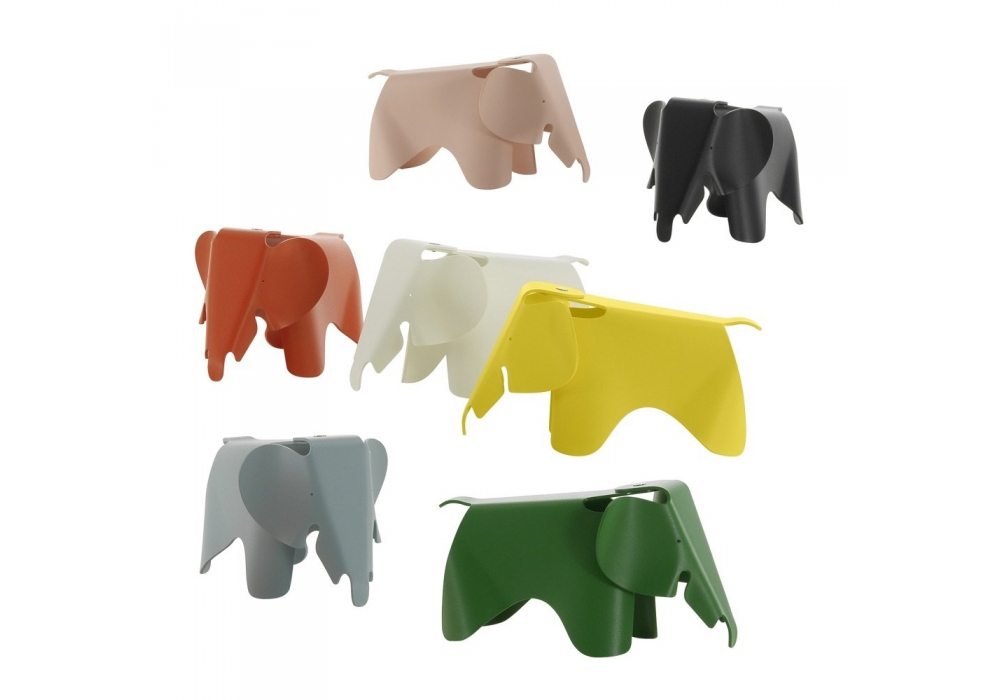 eames elephant barhocker milia shop. Black Bedroom Furniture Sets. Home Design Ideas