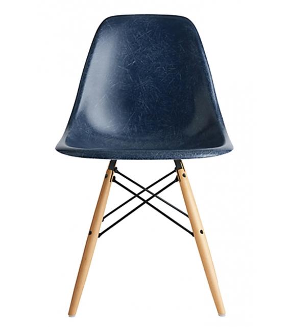 Eames Fiberglass Chair DSX Vitra Silla