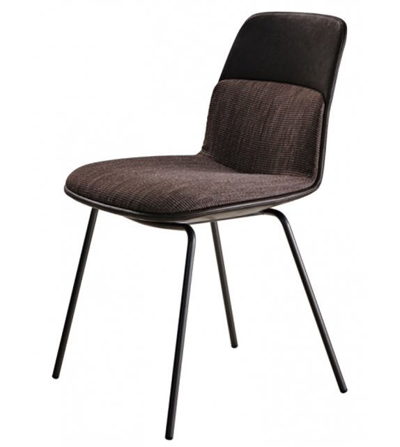 Barbican Molteni & C Chair with Metal Base
