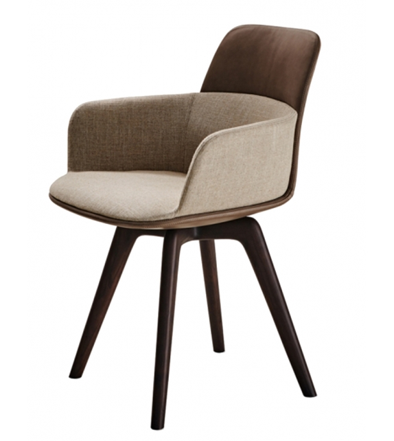Barbican Molteni & C Chair with Armrests