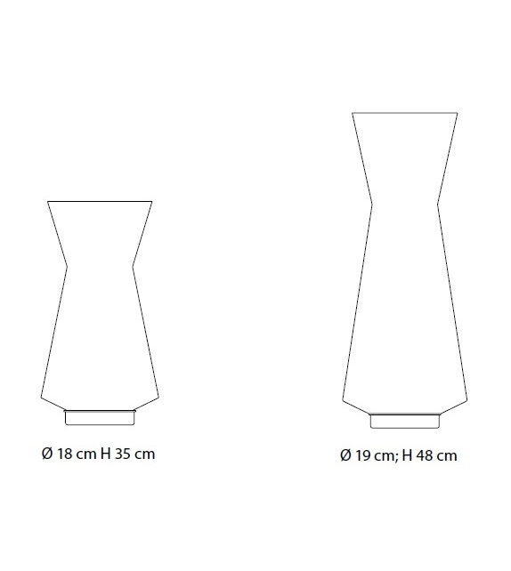 Tiara Venini Table Lamp