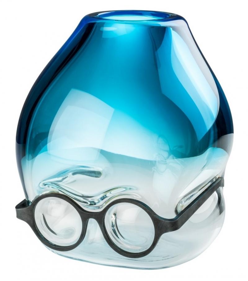 Where Are My Glasses ? Under Venini  Jarrón
