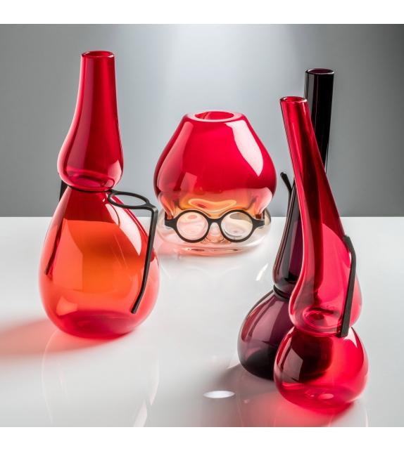 Where Are My Glasses ? Double Lens Venini Vase