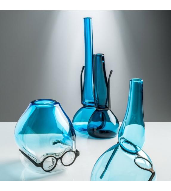 Where Are My Glasses ? Double Lens  Vase Venini