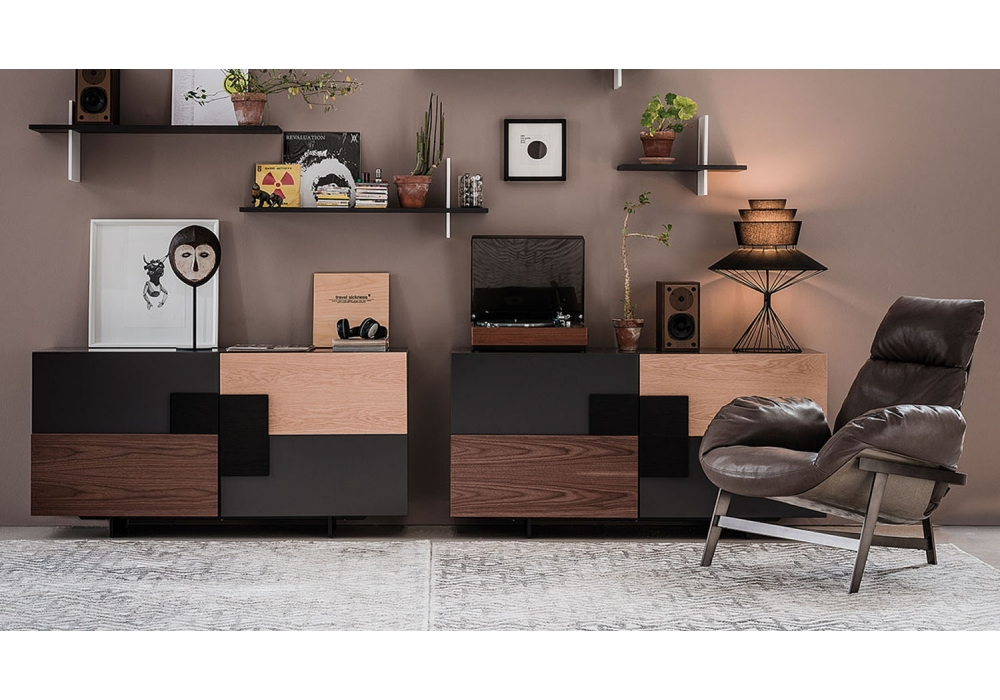 torino cattelan italia sideboard milia shop. Black Bedroom Furniture Sets. Home Design Ideas