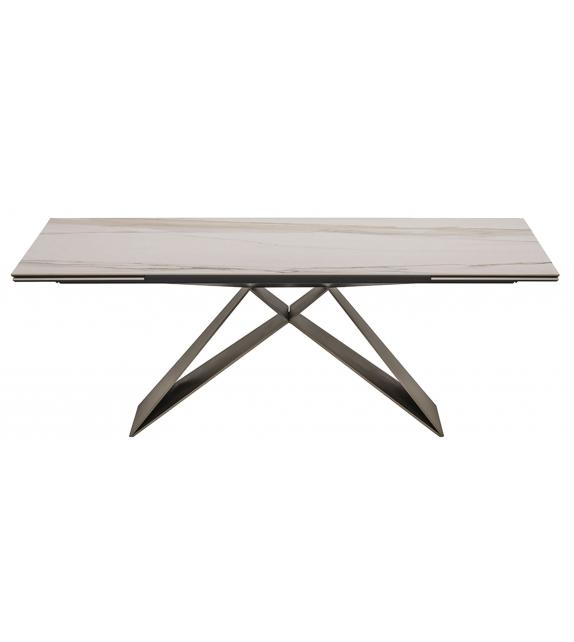 Premier Keramik Drive Cattelan Italia Table
