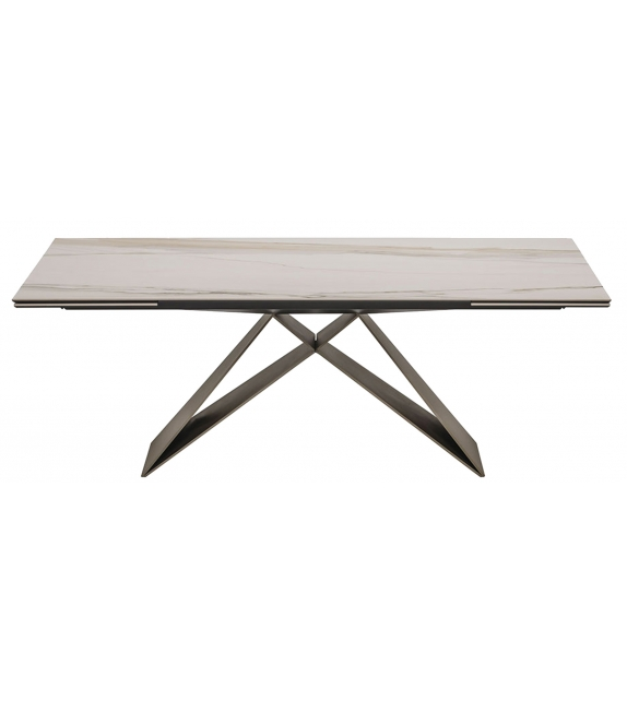 Premier Keramik Drive Table Cattelan Italia