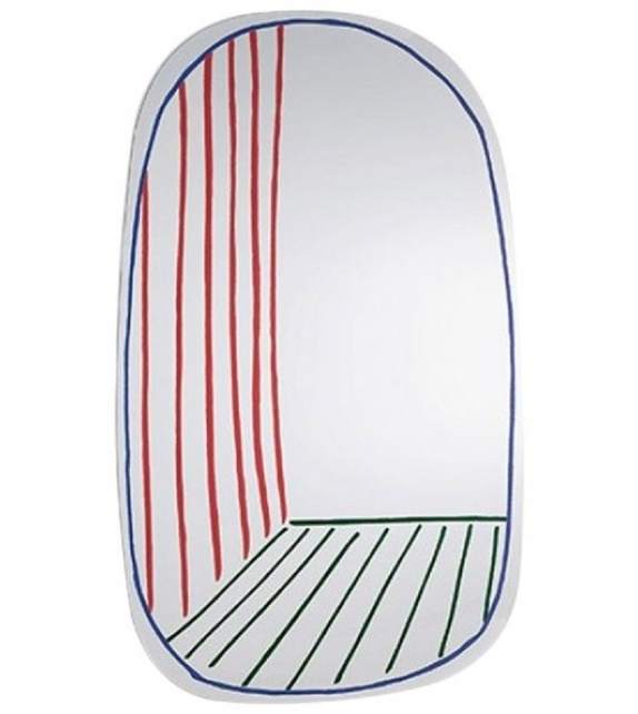 New Perspective Bonaldo Mirror